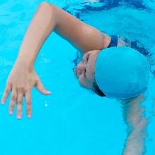 zwemmen klein