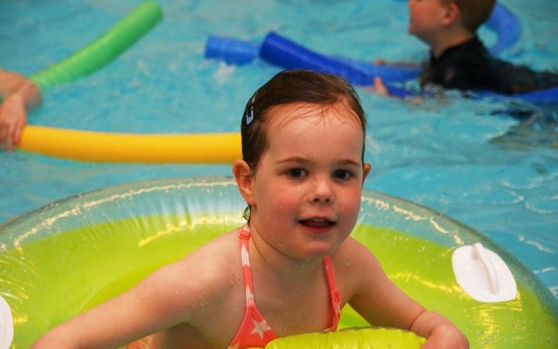 Zwemplezier bij zwemschool Riva